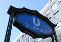 U-Bahnhof Stadtmitte